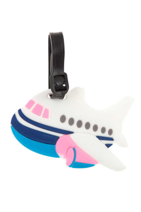 Let's Fly Away, Silicone Luggage Tag