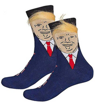 Load image into Gallery viewer, Trump Socks