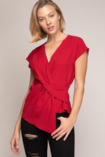 Load image into Gallery viewer, Vera Twist Blouse