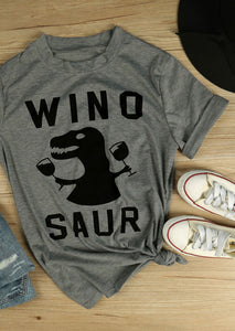 Wino-Saur Tee (2nd Edition)