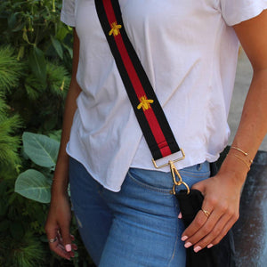 Daily Compliments - Adjustable Bag Straps