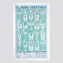 Load image into Gallery viewer, Cocktail Time, Tea Towel