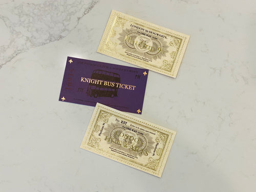Wizardly Tickets