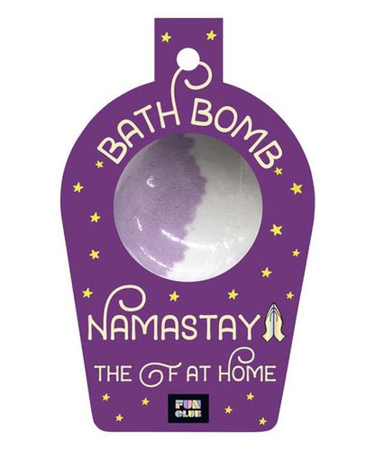 Namastay The F At Home