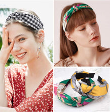 Load image into Gallery viewer, Annie Knotted Headband