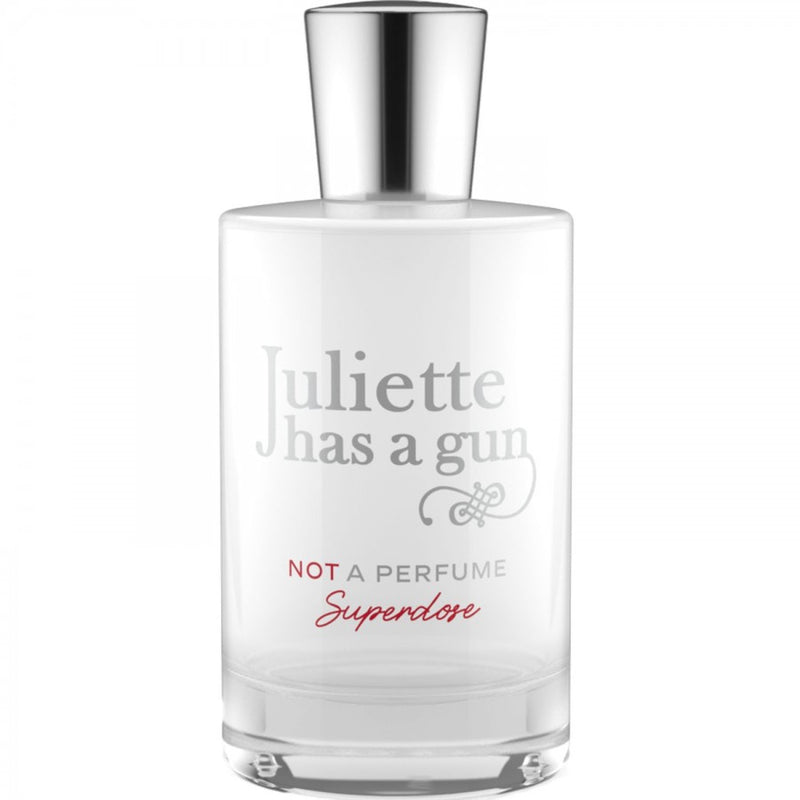 'NOT A PERFUME SUPERDOSE' Juliette has a gun