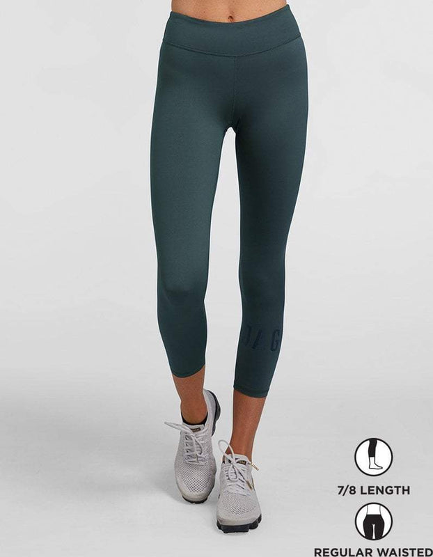 COOL KHAKI CLASSIC 7/8 LEGGINGS