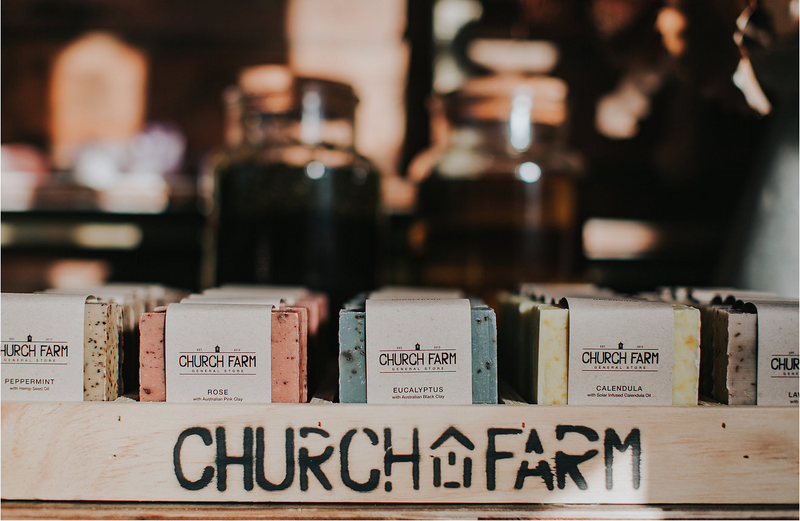 CHURCH FARM HANDMADE SOAP