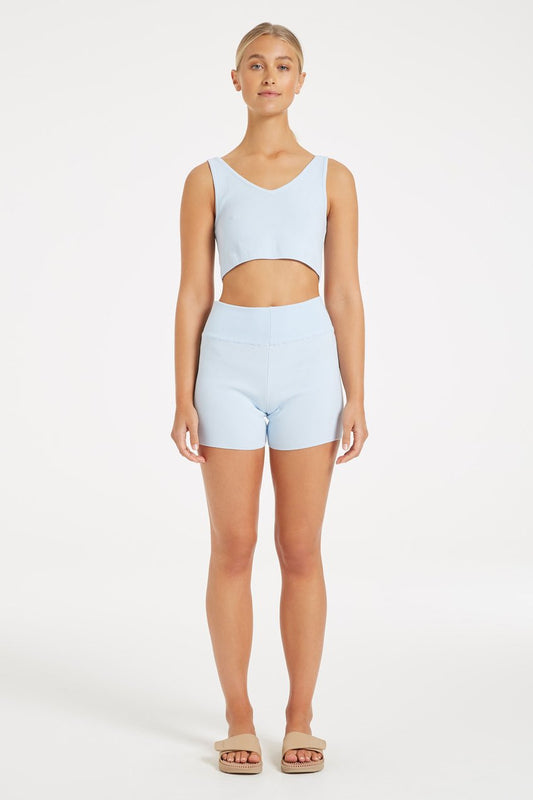 Calm Knit Bike Short