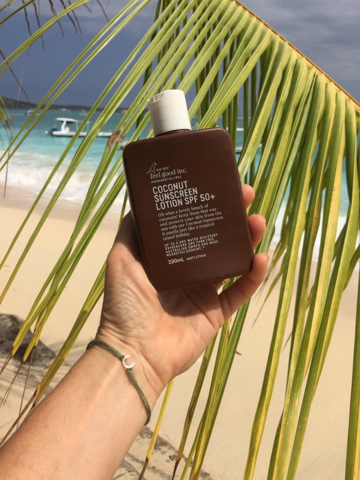 COCONUT SUNSCREEN SPF 50+
