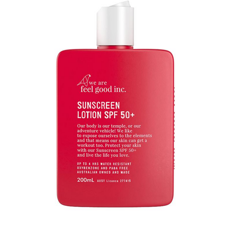SIGNATURE SUNSCREEN LOTION SPF 50+