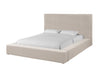 HEAVENLY - FLAX NATURAL Queen Bed with Comfort Pillows 5/0