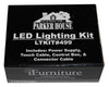 Light Kits Led Lighting Kit (Power Supply, 3-Way Touch Control, And Junction Box)