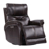 CARNEGIE - VERONA COFFEE Power Cordless Swivel Glider Recliner