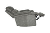DIESEL POWER - COBRA GREY Power Recliner