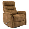 Gemini Autumn Manual Swivel Glider Recliner
