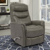 Gemini Ice Manual Swivel Glider Recliner