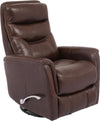 Gemini Robust Manual Swivel Glider Recliner