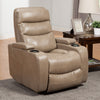 GENESIS - LINEN Power Home Theater Recliner