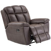 GOLIATH ARIZONA BROWN Manual Glider Recliner