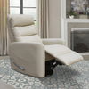 Hercules Oyster Manual Swivel Glider Recliner
