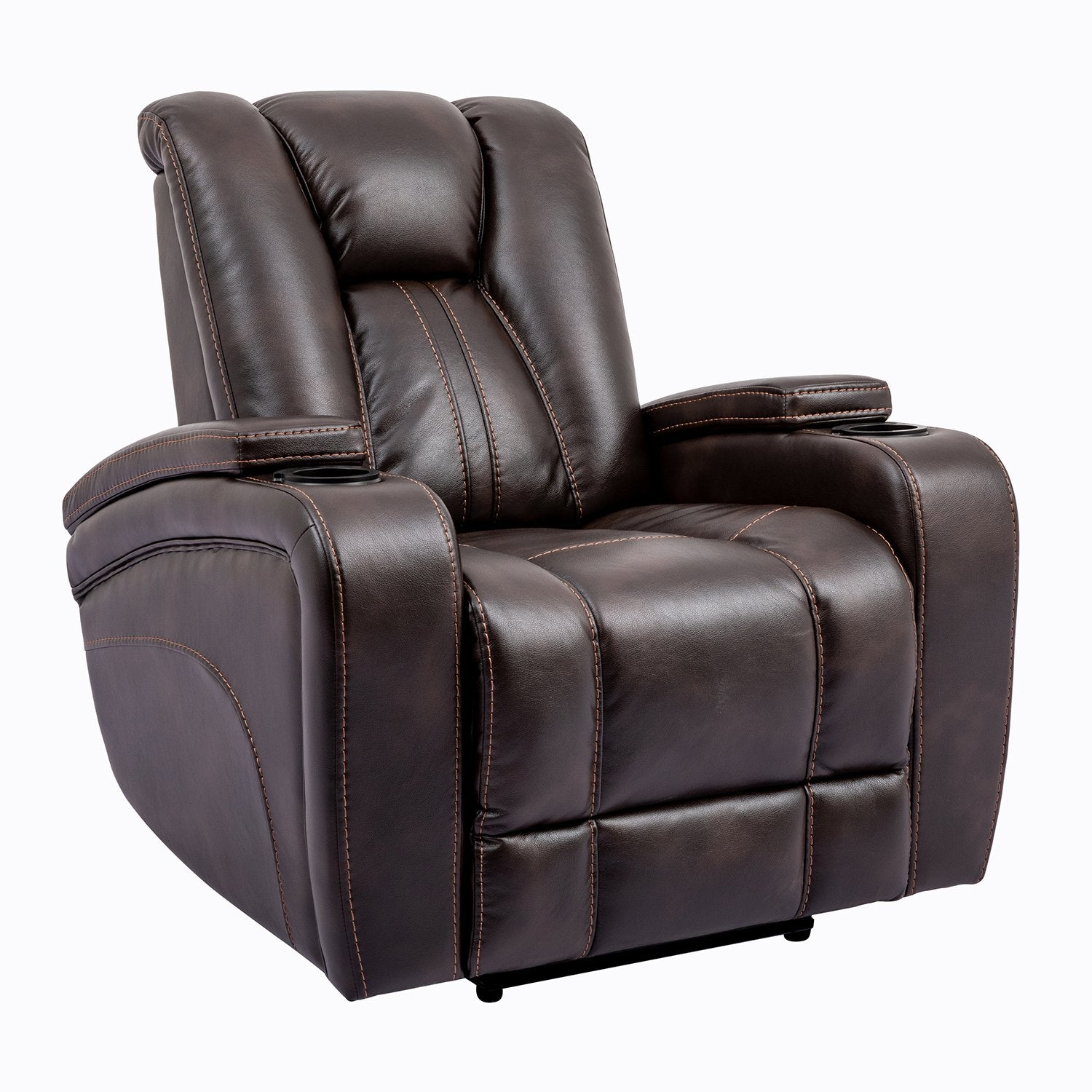 Optimus Truffle Power Recliner Parker House Furniture