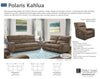 POLARIS - KAHLUA Power Recliner