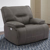 SPARTACUS - HAZE Power Recliner