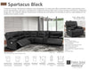 SPARTACUS - BLACK 6pc Package A (811LPH, 810, 850, 840, 860, 811RPH)
