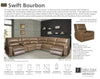 SWIFT - BOURBON 6pc Package A (811LPH, 810P, 850, 840, 860, 811RPH)