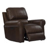 TRAVIS - VERONA BROWN Power Recliner