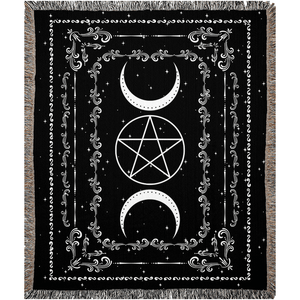 Witchy Gift Blanket Tapestry
