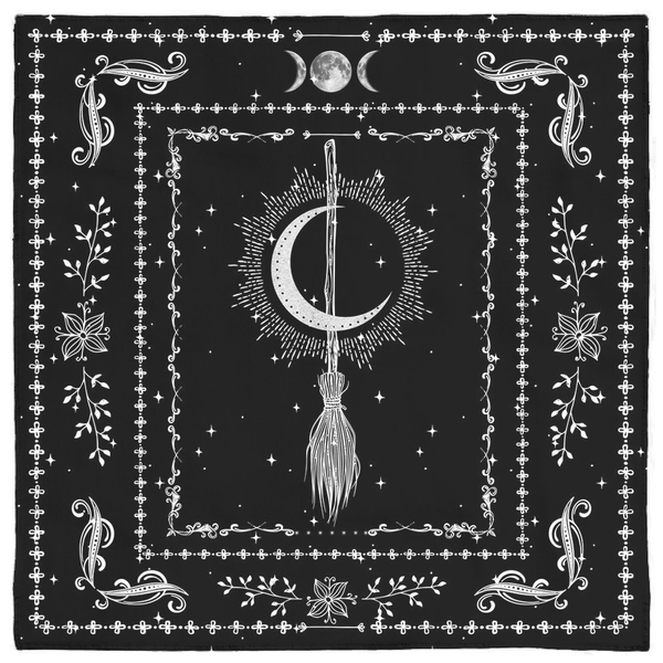 The Cosmic Besom Altar Cloth