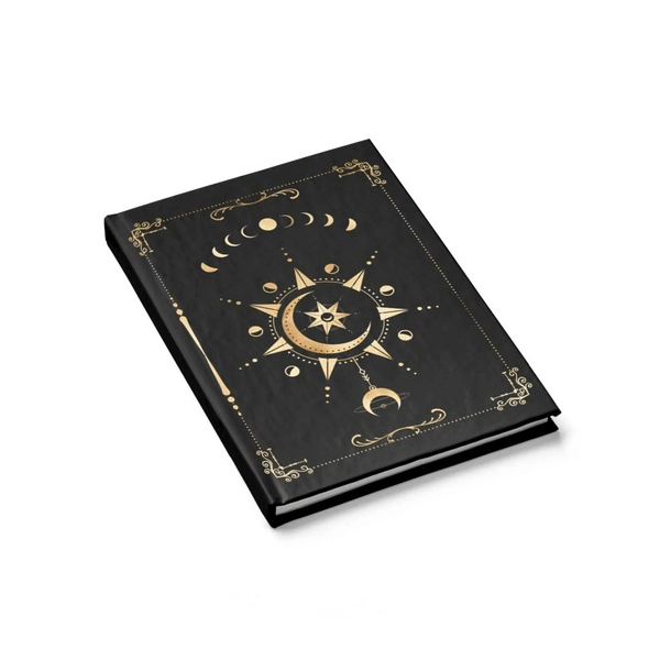 Witch Book of Shadows Journal