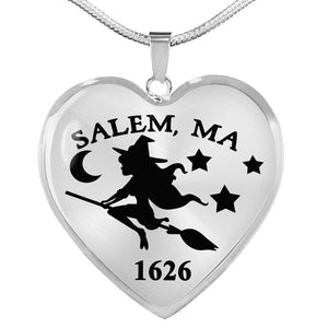 Salem 1626 Witches Necklace