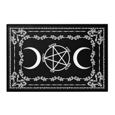 Witchy Meditation Rug
