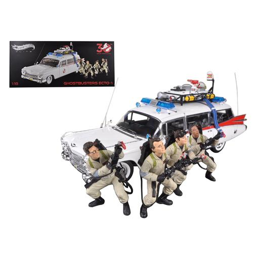 1959 Cadillac Ambulance Ecto-1 From Ghostbusters