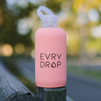 Glass water bottle - EVRY Family
