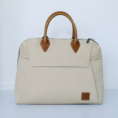 Laptop bag in NUDE