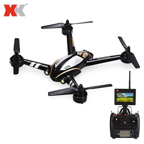XK X252 RC Quadcopters 5.8G FPV 2.4GHz 4CH 6 Axis Gyro Drones with 1804 Brushless Motor 720P Camera RC Quadcopter RTF Drone Dron