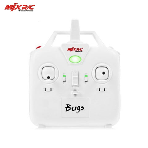 2017 New MJX Bugs 3 RC Quadcopter Spare Parts Transmitter Remote Controller Control For Camera Drone Accessories Accs