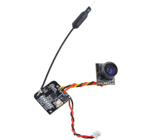 Makerfire 25mw image transmission module mini 5.8g 48CH indoor HD 600tvl camera for FPV drone accessories aerial photography