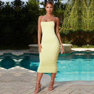 Garden 2 Layers,Summer Dress Backless