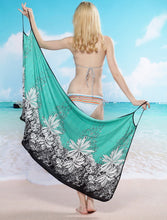 Women's Beach Scarve Cover Wrap Bikini Dress
