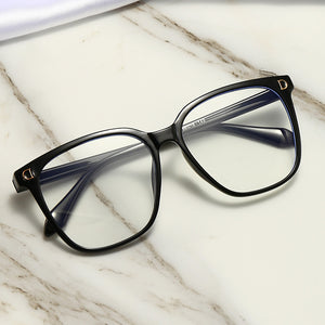 Vintage D word frame fashion eyewear