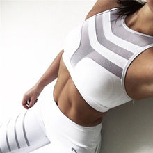 Women Sport Yoga Bra Workout Tank Tops