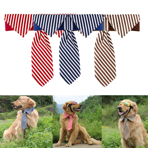 MR. HANDSOME DOG NECKTIE