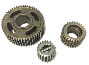 Redcat Racing 13859 Steel transmission gear set (20T, 28T, 53T)