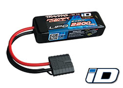 Traxxas TRA2820X Battery 2200mAh 7.4v 2-Cell 25C LiPo Battery