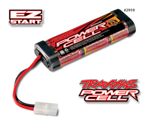 Traxxas TRA2919 Battery, Series 1 Power Cell 1500mAh (NiMH, 6-C flat, 7.2V, Sub-C)